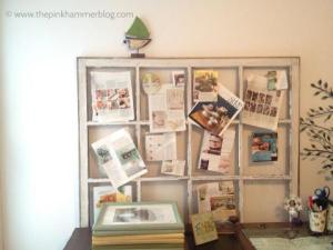 window pane organizer