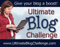 Ultimate Blog Challenge